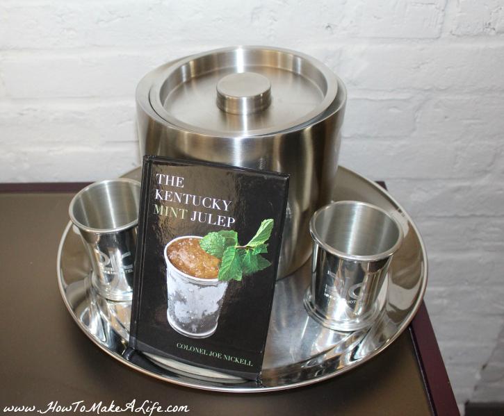 21c Museum Hotel Louisville ice bucket