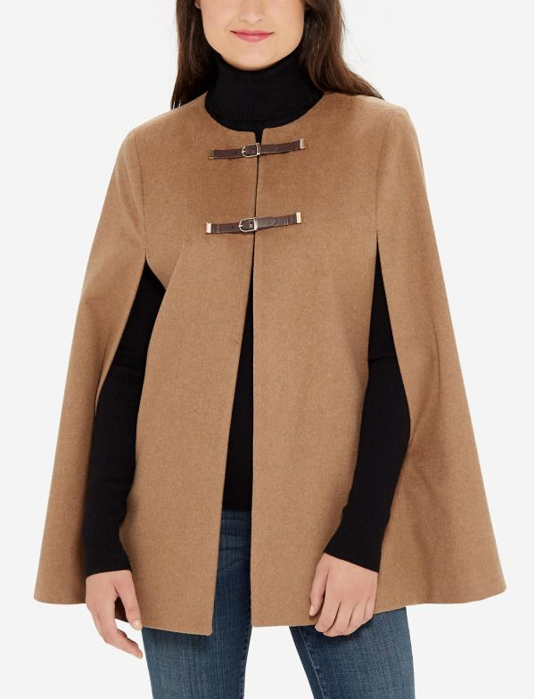 Limited Buckle Cape