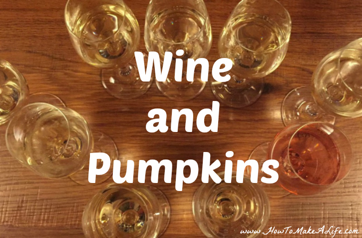 Wine and Pumpkins