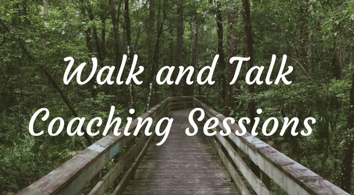 Walk and Talk Coaching