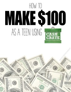 how to make money online as a teen cash crate review