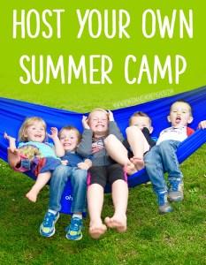 start a summer camp