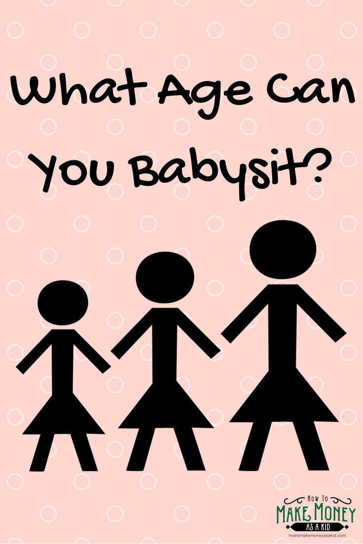 Old babysitter age ain039t nothing but a 8