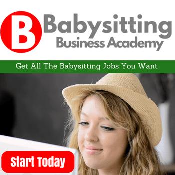 babysitting course, babysitting jobs