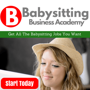 babysitting course, babysitting jobs