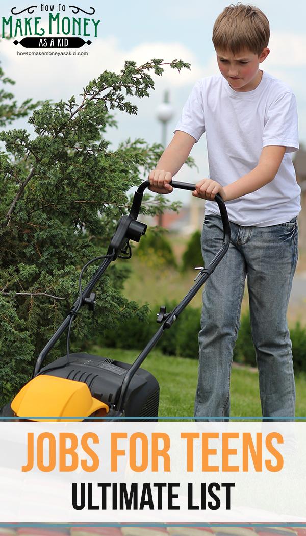 jobs for teens, summer jobs, teen jobs, how to get a job as a teenager,