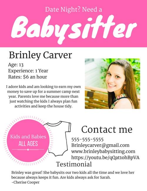 How To Get Teen Babysitting Jobs Utlimate Guide Howtomakemoneyasakid Com