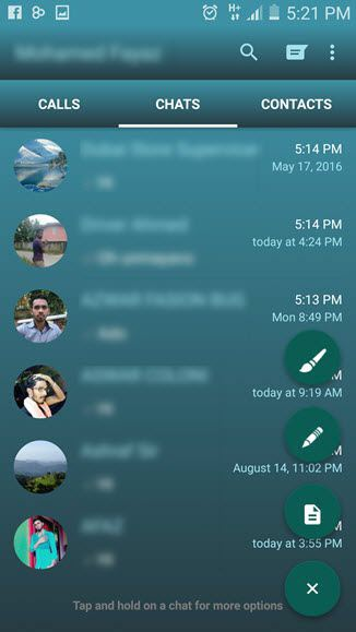 GbWhatsApp Download APK Latest 5 50 (WhatsApp Mod For Android)