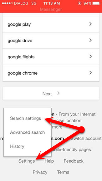 Google_Search_settings_on_iPhone