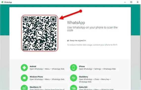 WhatsApp PC Software