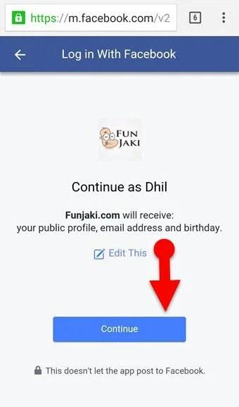 Fake_Facebook_ID _Card_maker_app_on_Mobile