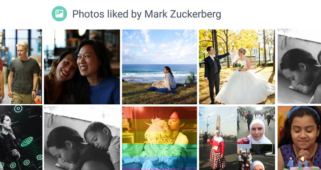 How To See What Pictures Someone Likes on Facebook