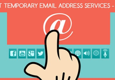 Best Temporary Email Address Services – 2017 (No Registration Required)