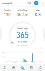 Best Pedometer Apps for Android & iPhone - 2017
