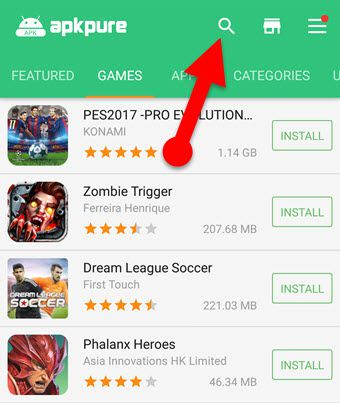 download apk from google play by APKPure App