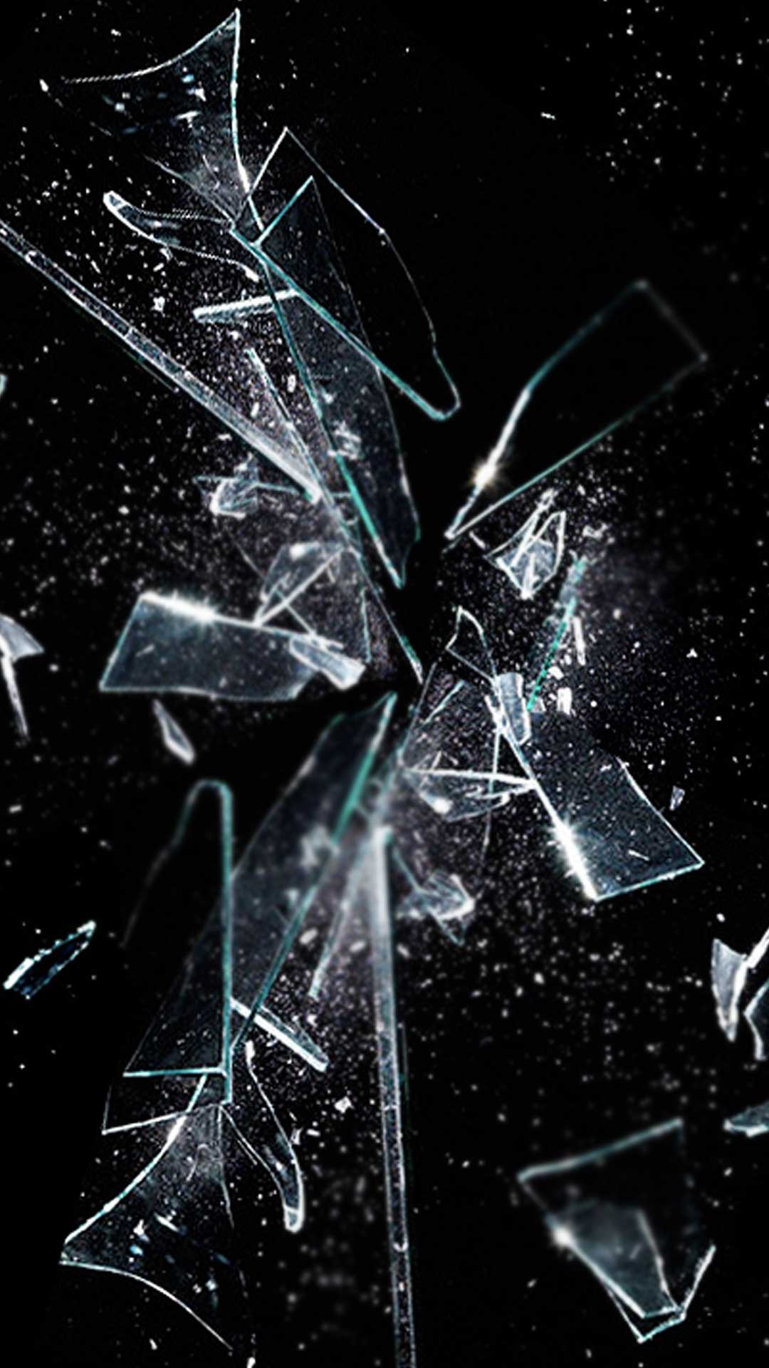 Broken Screen Wallpaper Hd 2017 Android Iphone Windows Pc