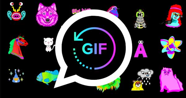 Animated Stickers For WhatsApp (Android & iPhone App to Send GIF)