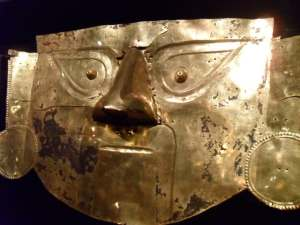 how to peru moche gold