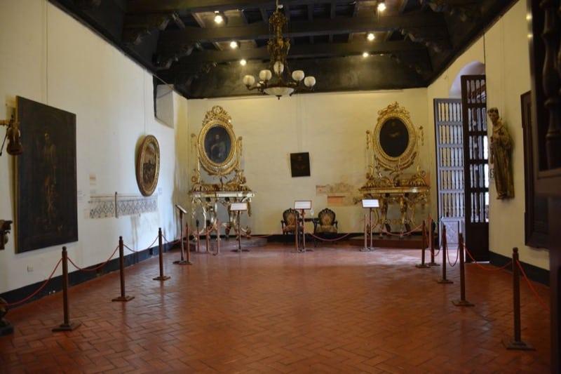 San Francisco Church and Convent Museum Lima Peru