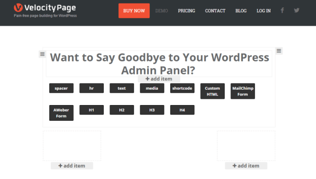 10 Best Drag and Drop Page Builders plugins for WordPress