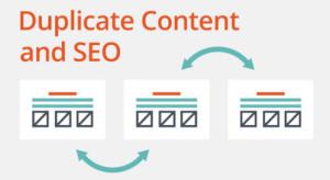 WordPress Duplicate Content Issue