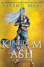 Last book in throne of glass series