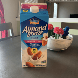How to Recycle Almond Breeze® Cartons