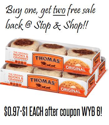 Thomas39 English Muffins 0971 ea SS after B1G2