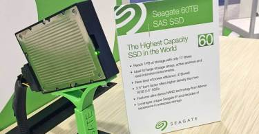 Seagate New 60TB SSD beats the Smasung 25TB SSD