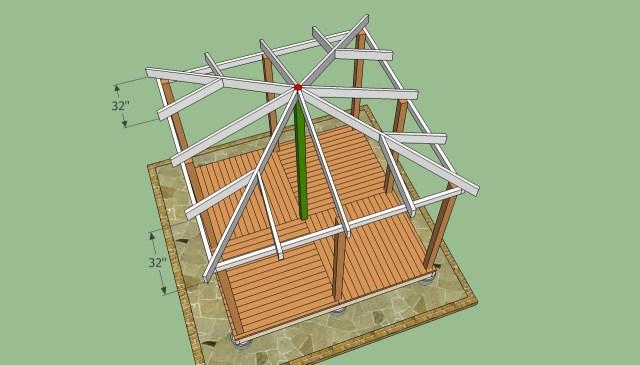 Wooden Gazebo Plans