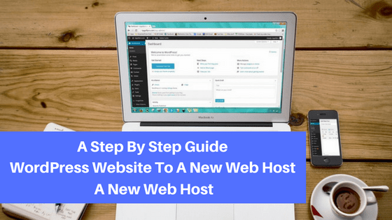 A Step By Step Guide for wordpress