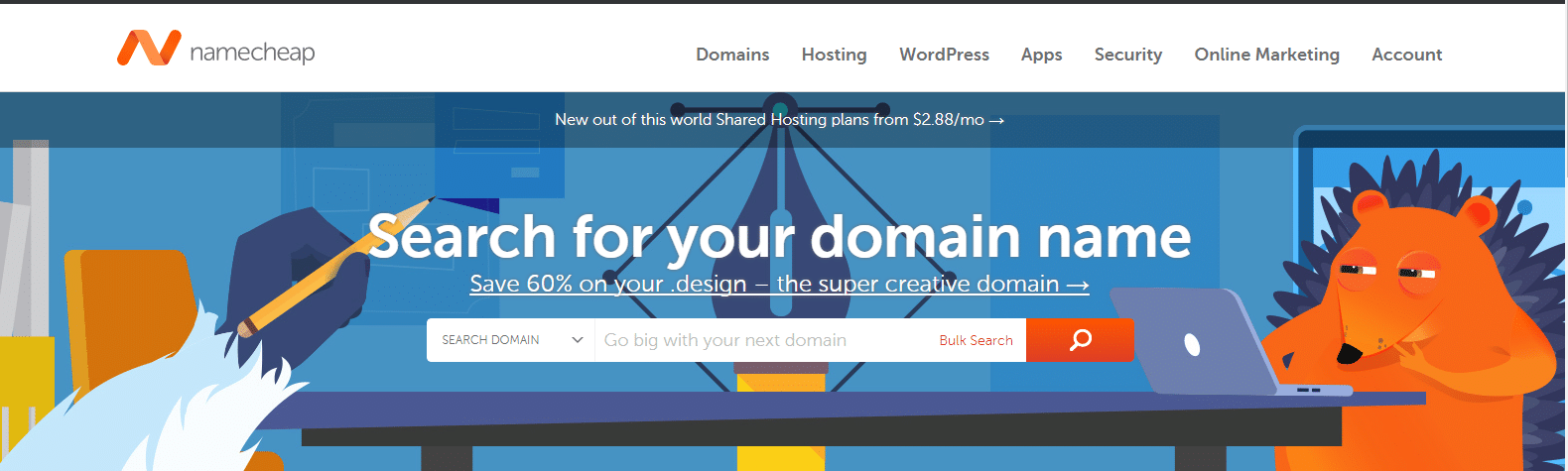 namecheap Best Cheap WordPress Hosting Services for Small Sites