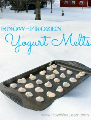 yogurt melt recipe