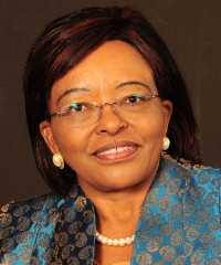 Dr Betty Gikonyo, CEO of the Karen Hospital