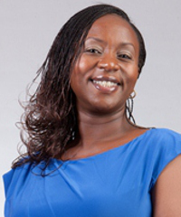 Joanne Mwangi, founder of Professional Marketing Services