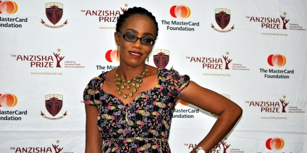 Last year Blessing Kwomo was named a 2015 Anzisha Prize finalist, Africa's premier award for its youngest entrepreneurs.