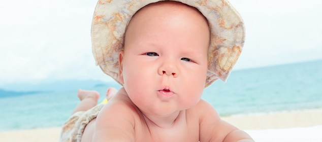 Baby Sun Safety Tips
