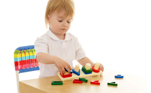 montessori materials and learning games for babies and toddlers