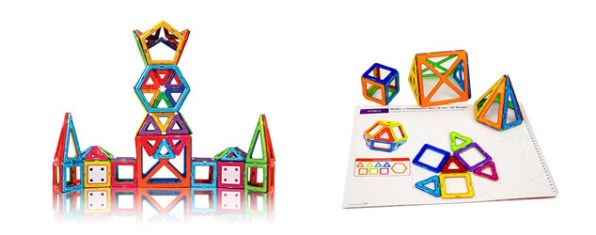 Magformers Magnetic Tiles