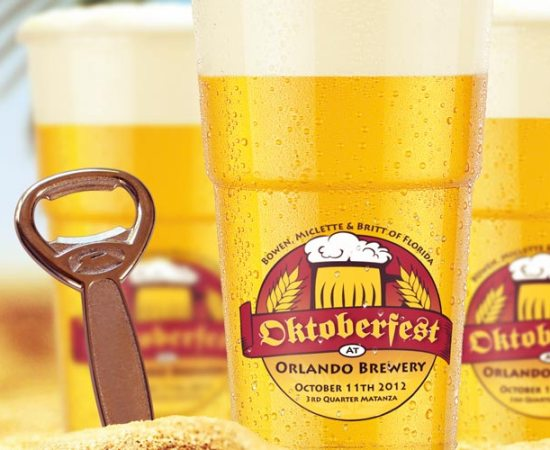Howzit Media Marketing, BMB, Inc. Oktoberfest event branding