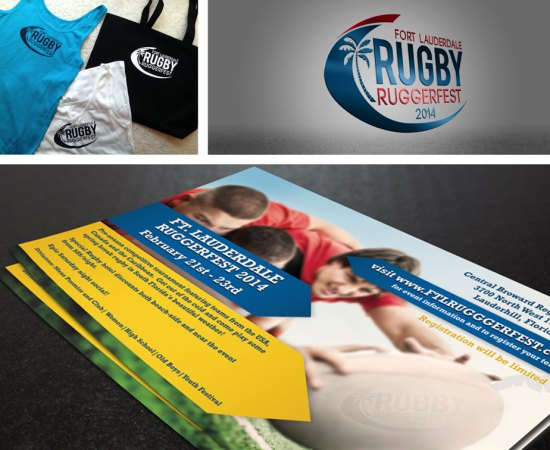 2014 Ruggerfest Marketing