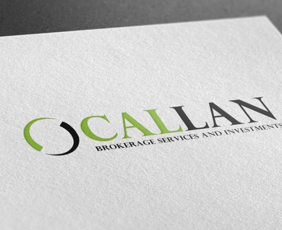 Howzit Media Marketing, O'Callan logo design