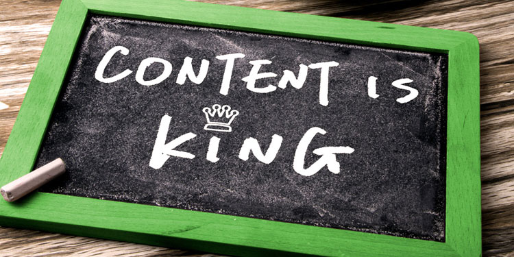 Howzit Media Marketing content marketing, content is king
