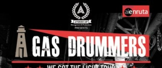 Ir al evento: GAS DRUMMERS + MINORITY OF ONE