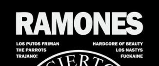 Ir al evento: WE'RE A HAPPY FAMILY – Homenaje a los Ramones