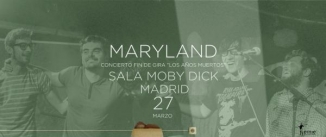 Ir al evento: MARYLAND + Nocturnos