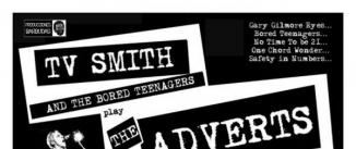 Ir al evento: TV SMITH & Steve Soto
