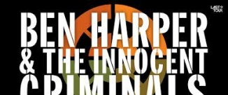 Ir al evento: BEN HARPER & THE INNOCENT CRIMINALS
