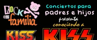 Ir al evento: ROCK EN FAMILIA. Descubriendo KISS con KISS FEVER BAND. Tributo a KISS.
