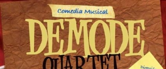 Ir al evento: DEMODE QUARTET